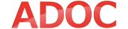 ADOCロゴ